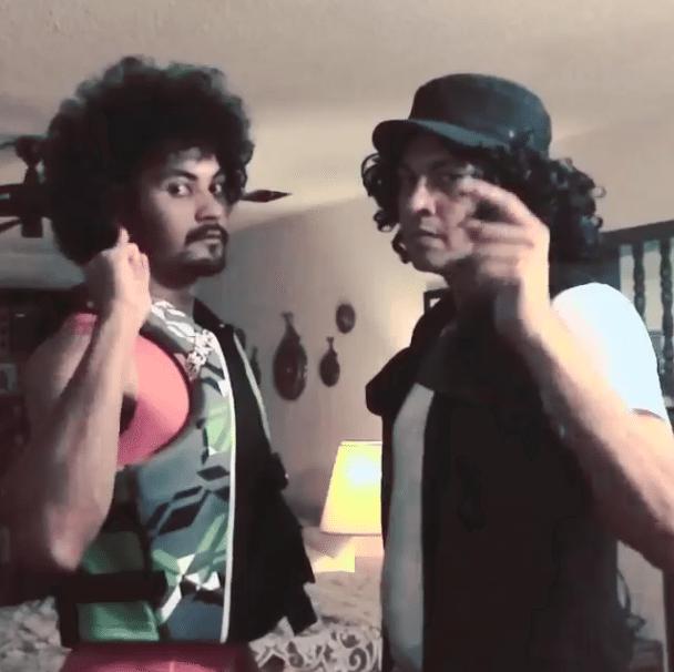 Gab Valenciano Gary Valenciano BuzzFeed Father and Son Dance