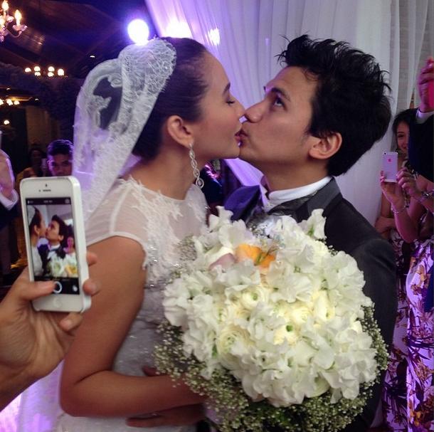 Karylle And Yael Wedding Tatlonghari Yuzon