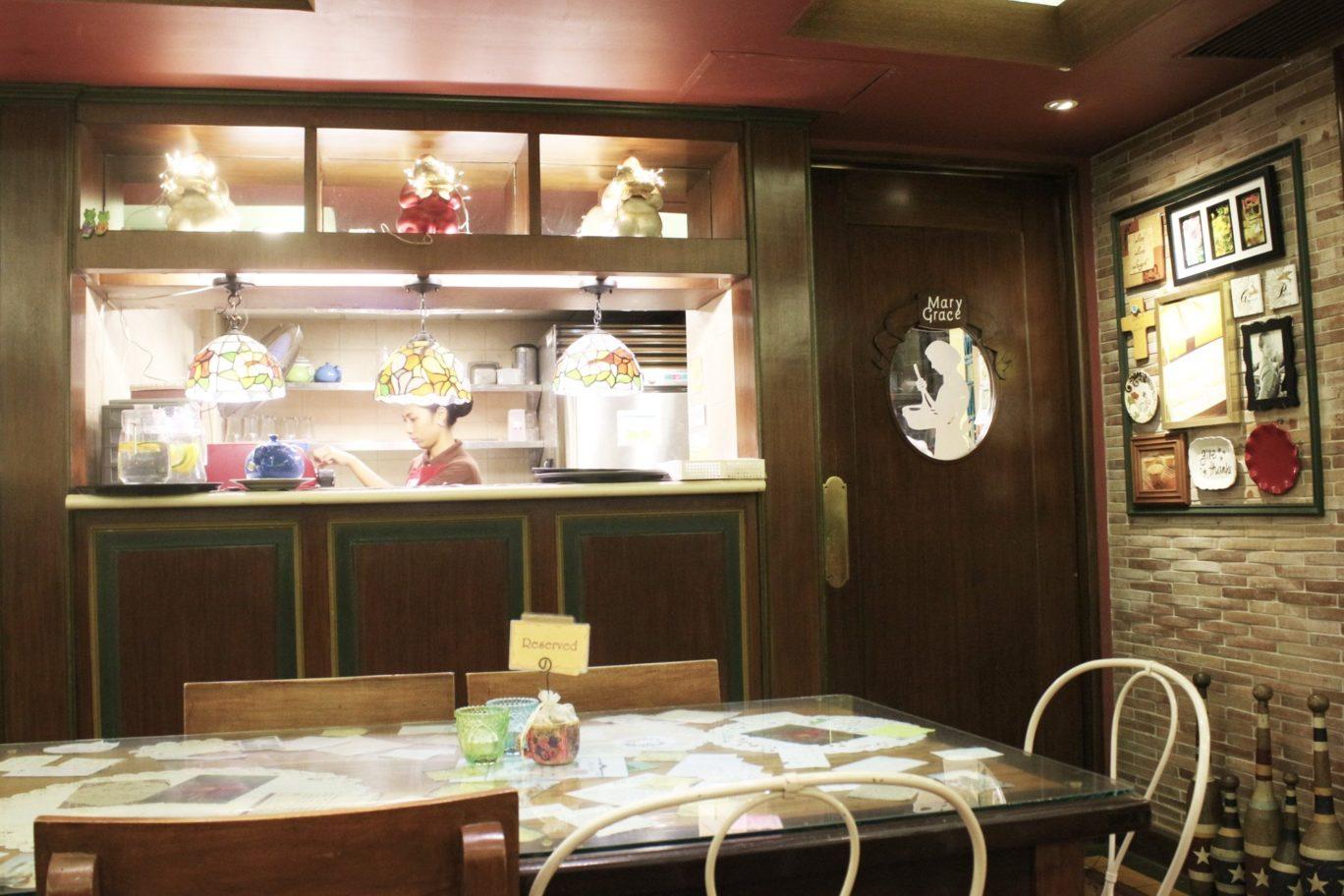 Kitchen at Mary Grace, Greenbelt 3