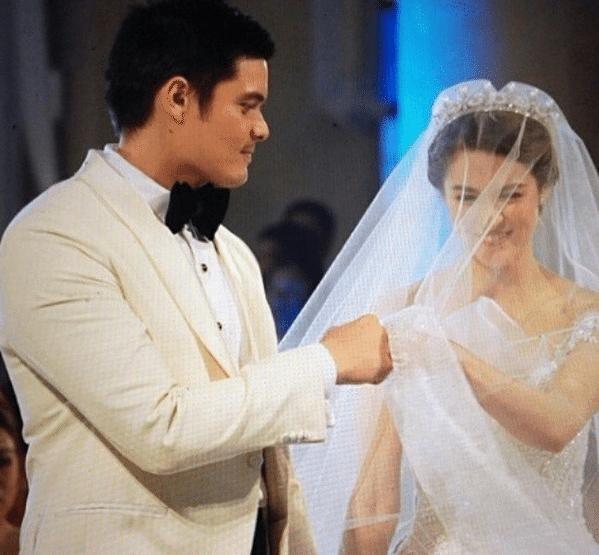Marian Rivera Dingdong Dantes wedding