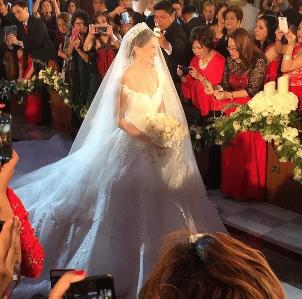 Marian Rivera wedding gown Michael Cinco 4