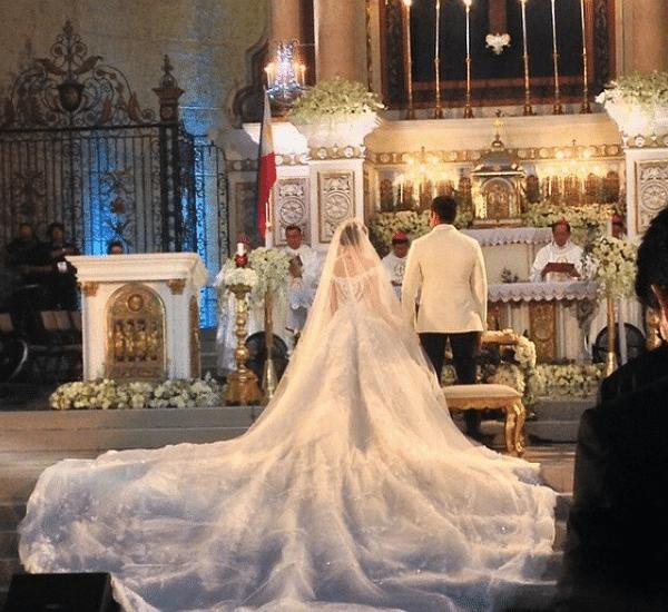 Marian Rivera wedding gown Michael Cinco 8