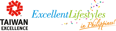 Taiwan Excellence Seal - Excellent Lifestyles in the Philippines