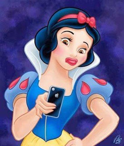 Snow White. Photo Credit: Pinterest