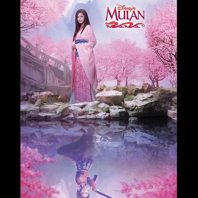 Kim Chiu as Disney's Mulan