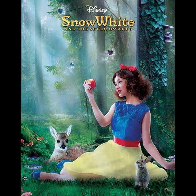 Indonesia's Daiyan Trisha as Snow White