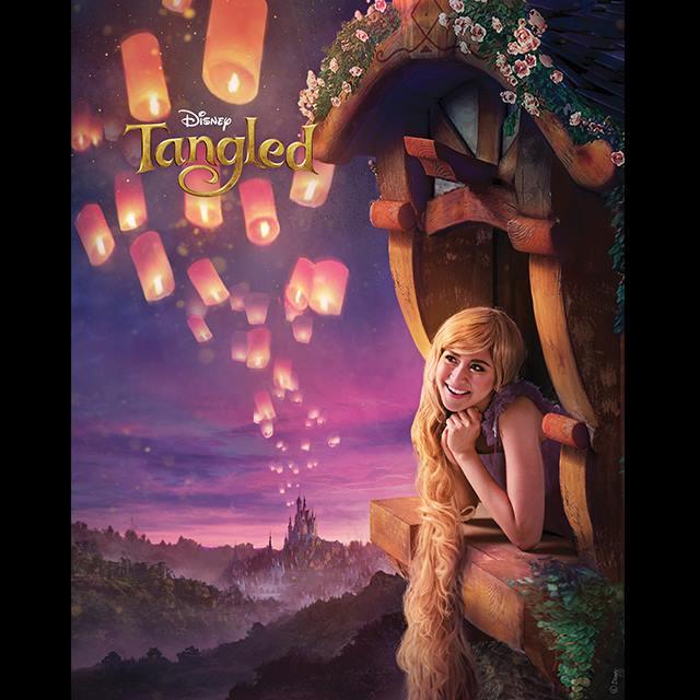 Sarah Geronimo as Disney's Rapunzel