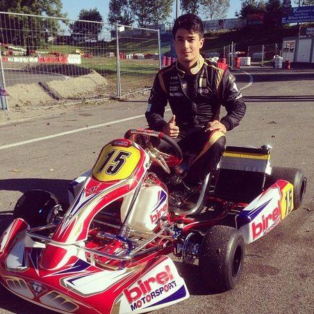 Marlon Stockinger Race Car Driver