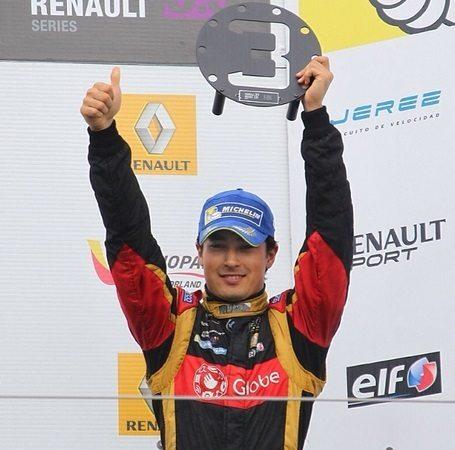 Marlon Stockinger Racing Champion