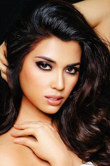 Miss Philippines' Mary Jean Lastimosa