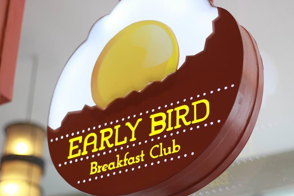 Early Bird Breakfast Club Eastwood branch