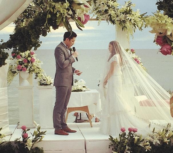 Cesca Litton Cheska Litton Tyke Kalaw wedding tykeandcheck 2