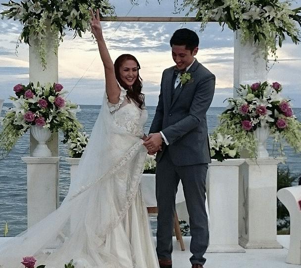 Cesca Litton Cheska Litton Tyke Kalaw wedding tykeandcheck 3