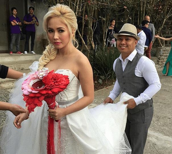 Yeng Constantino Yan Asuncion wedding