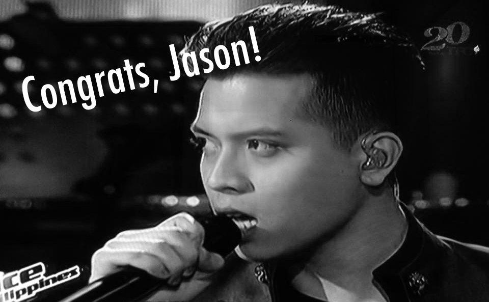 Jason Dy The Voice Winner