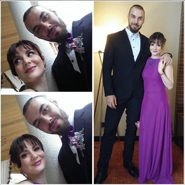 Nix Martinez Patrick Garcia Wedding