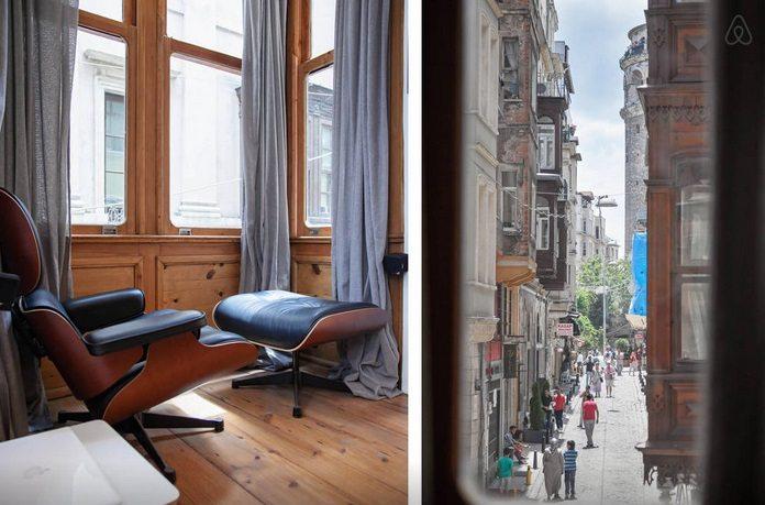 airbnb istanbul apartment 4