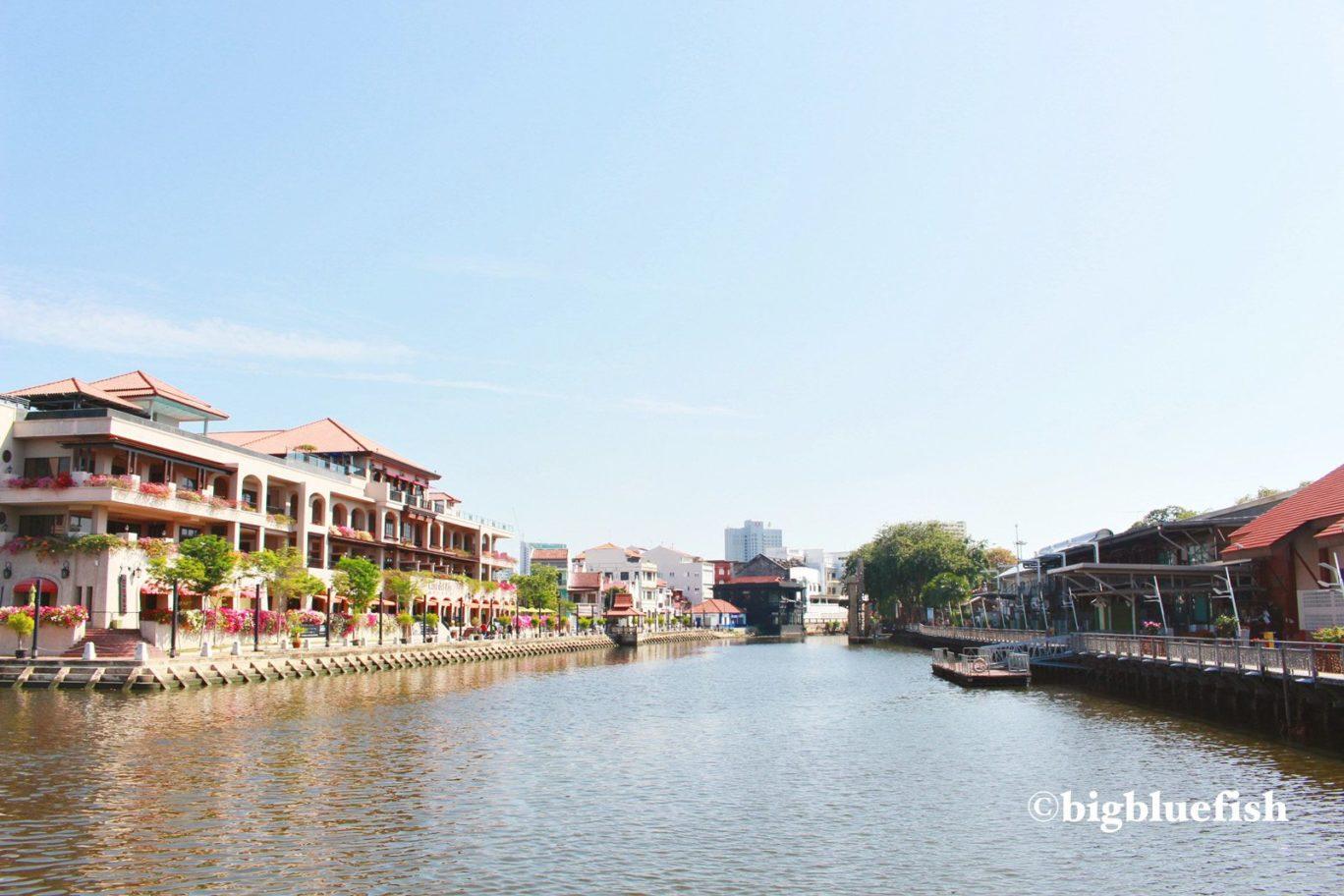 malacca strait river