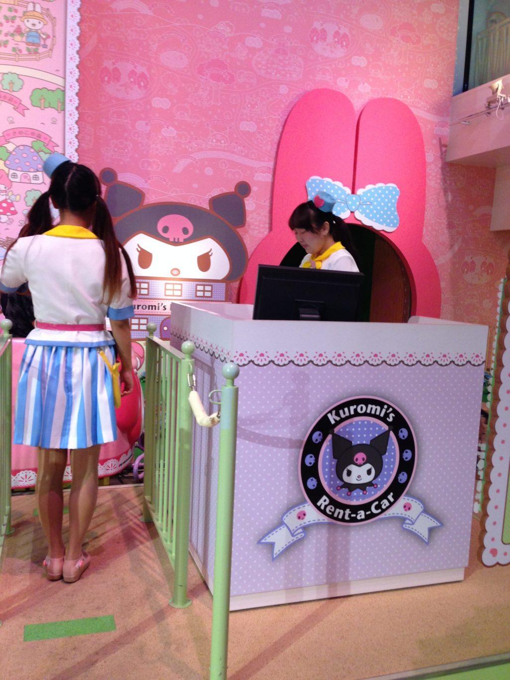Sanrio Puroland Hello Kitty Tokyo Japan  Sanrioland Tama City  kawaii