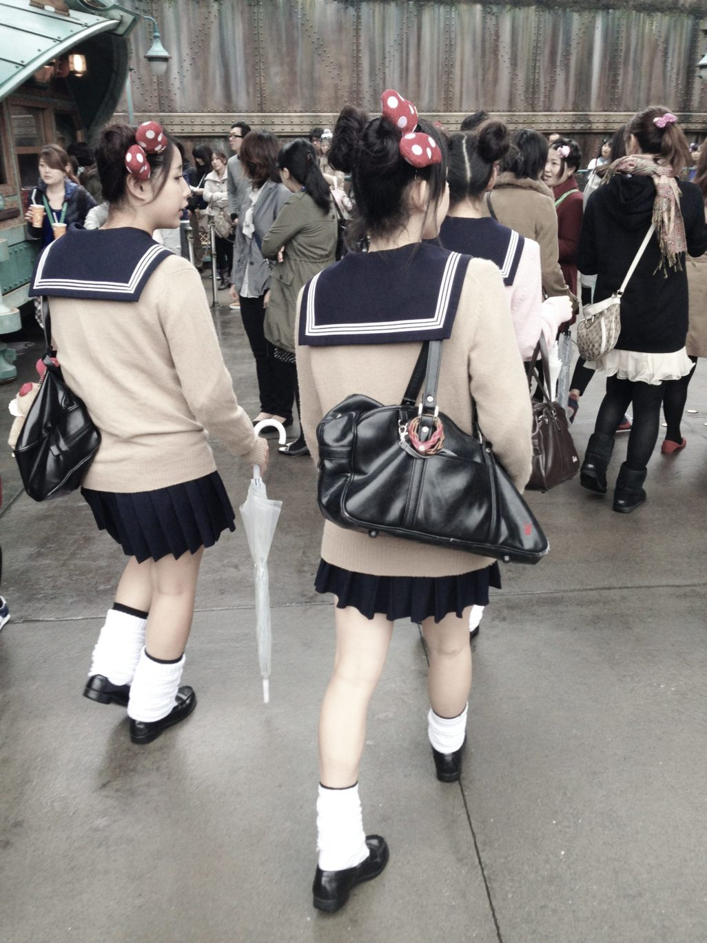Kawaii Tokyo Disney Sea Tokyo Disney Sea Tokyo Disneyland Matching Outfits Tokyo, Japan Cute 5