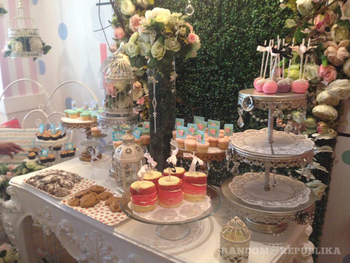 Kim Chiu Chinita Princess Mr. Right Vanilla Cupcake Bakery Xian Lim gerald anderson Maja Salvador Kimxi Album Press Conference 4