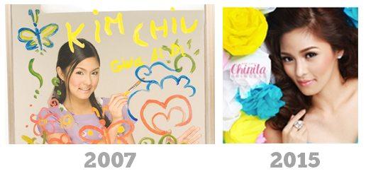 Kim Chiu Chinita Princess Mr. Right Vanilla Cupcake Bakery Xian Lim gerald anderson Maja Salvador Kimxi Album Press Conference Star Music .1