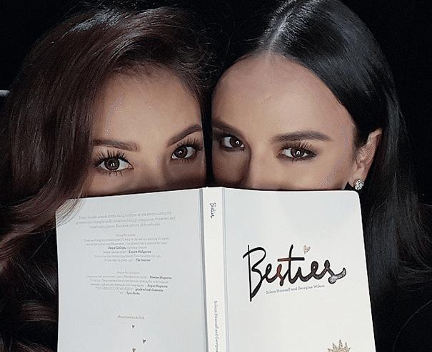 Solenn Heussaff Georgina Wilson best friends book Besties ABS-CBN Publishing