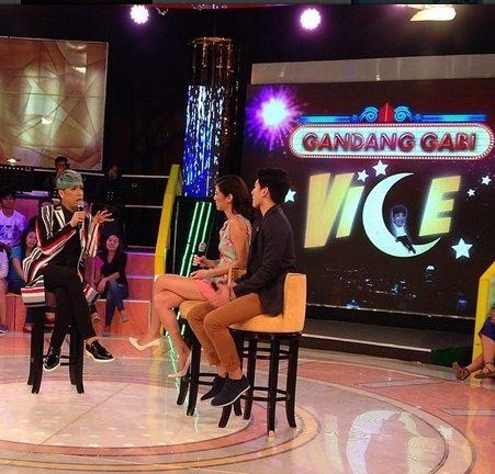 mr chinatown 2014 kurt ong on Its Showtime and Gandang Gabi Vice