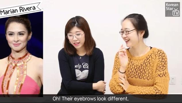 Korean Style Makeup Julia Barretto Kathryn Bernardo Liza Soberano Most Beautiful 4
