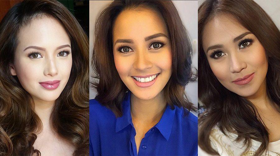 Korean Style Makeup Julia Barretto Kathryn Bernardo Liza Soberano Most Beautiful Bianca Gonzalez Ellen Adarna Sarah Geronimo makeup