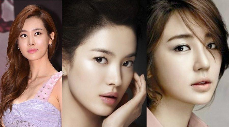 Korean Style Makeup Julia Barretto Kathryn Bernardo Liza Soberano Most Beautiful Lee Dae Hae Song Hye Kyo Eun Yun He