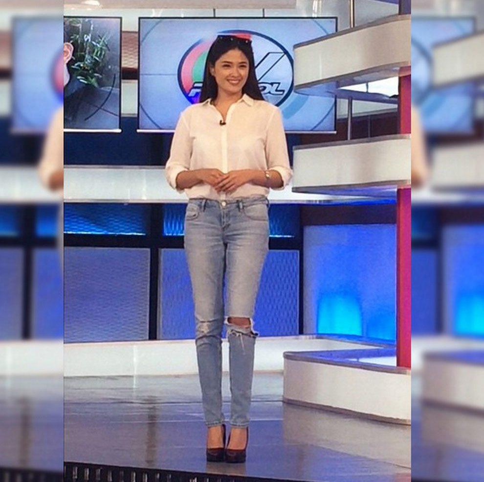 yam concepcion in TV Patrol