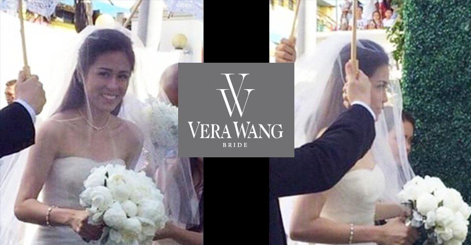 VERA WANG: Toni Gonzaga\'s Dream Wedding Gown Designer | Random Republika