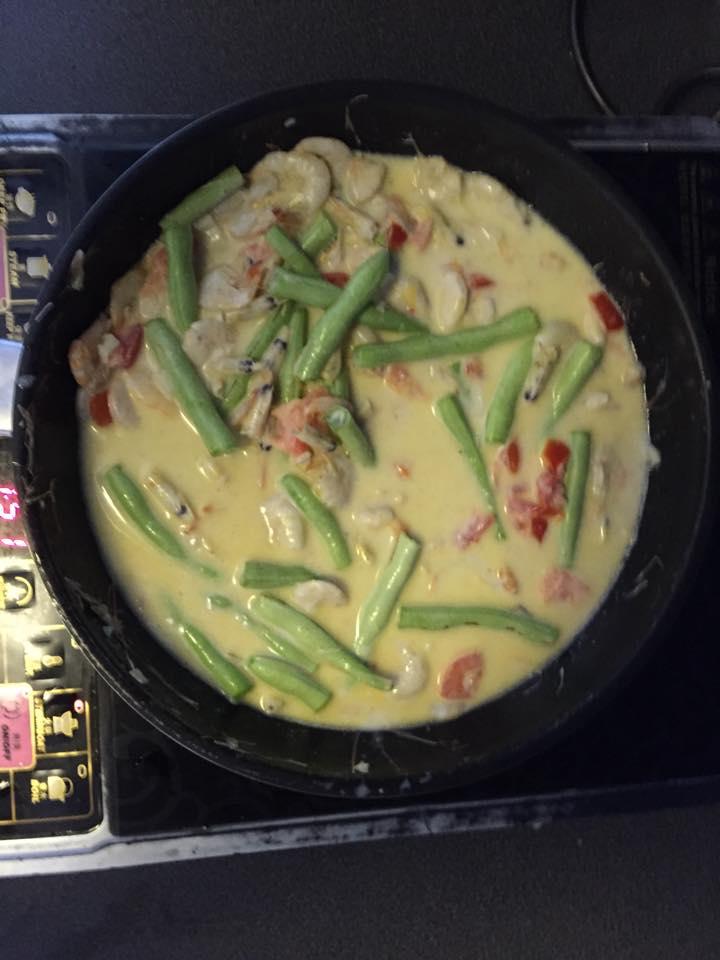 ginataang hipon recipe cooking