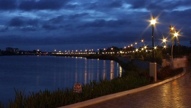 iloilo river esplanade