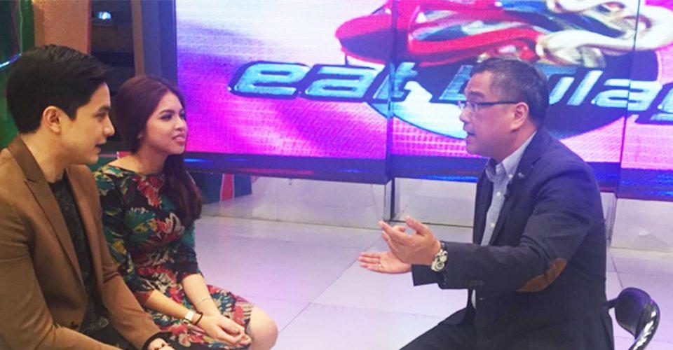 Journalists Rico Hizon and Bum Tenorio nagsalita ng ...
