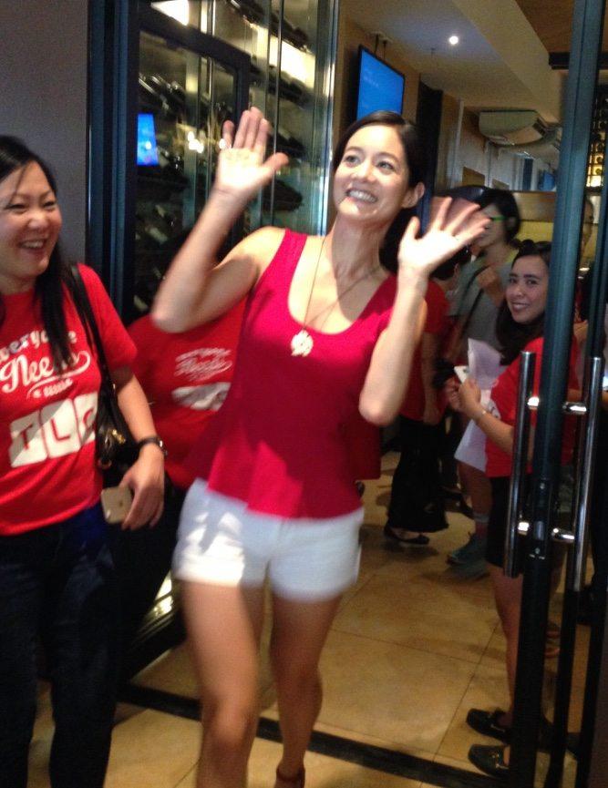 Janet Hsieh Fun Taiwan TLC Festival 2015