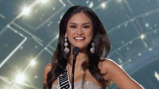 pia wurtzbach miss universe philippines 2015 las vegas introductions prelims