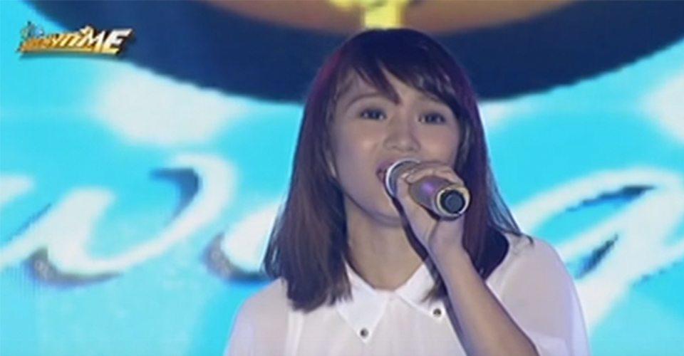 Rachel Gabreza is Still Tawag ng Tanghalan's Defending ...