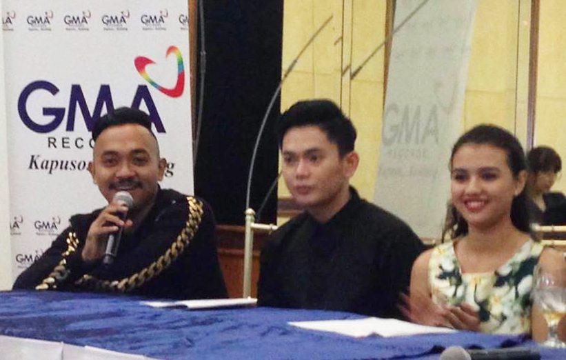 GMA Records One Heart all-star charity Album JU Entertainment Yasmie Kurdi Julian Trono Kapuso Stars GMA Artist center James Wright JU Entertainment copy