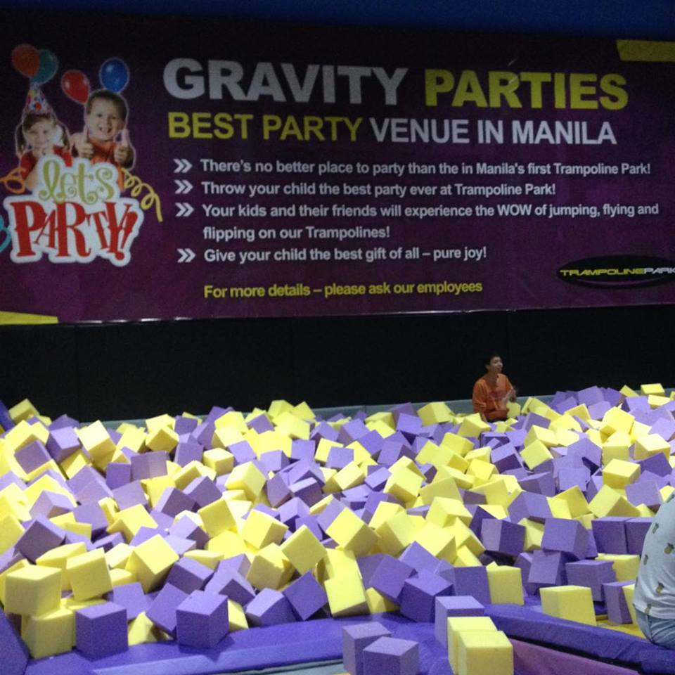 Trampoline Park PH Philippines The Portal Greenfield District Mandaluyong EDSA 17