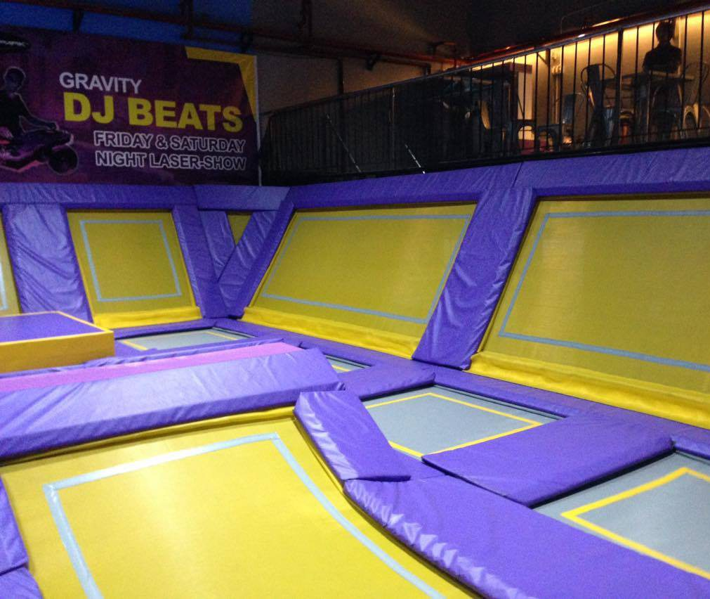Trampoline Park PH Philippines The Portal Greenfield District Mandaluyong EDSA 5