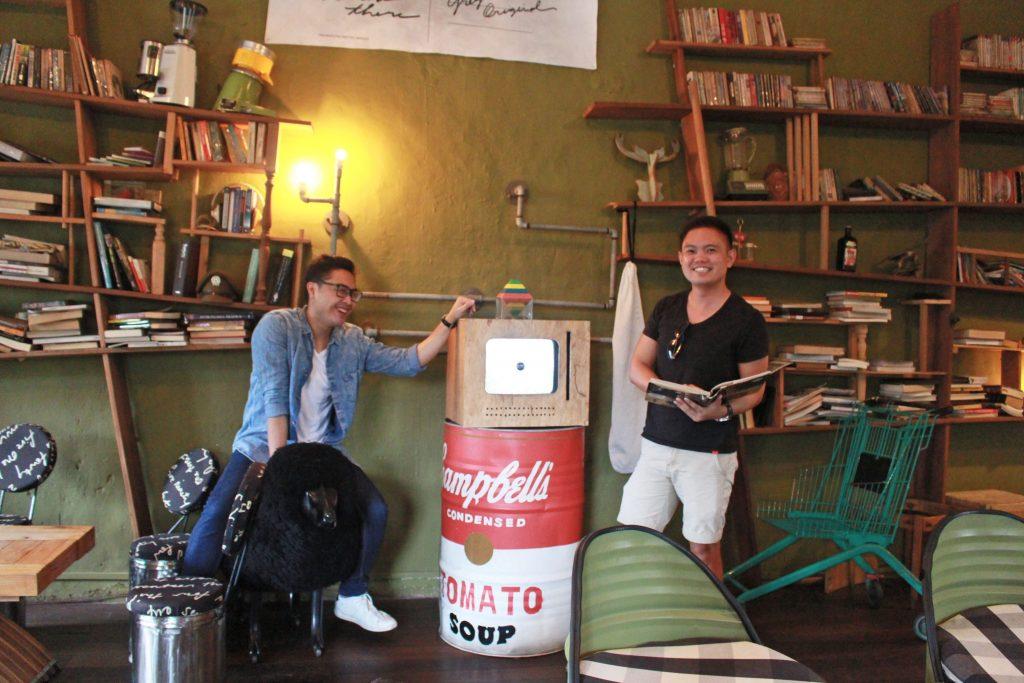 roost cafe borrow books johor bahru malaysia
