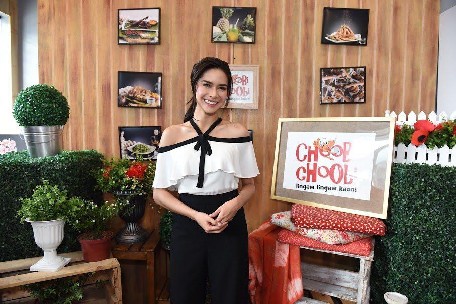 12 Erich Gonzales Endorses Choobi Choobi Seafood Restaurant Endorser Panay Avenue Diliman Quezon City Cebu Seafood