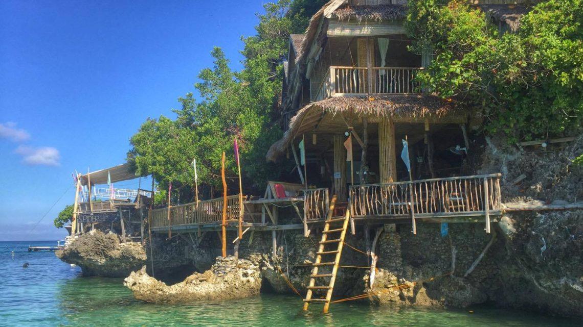 new boracay island discovery spider house at diniwid beach