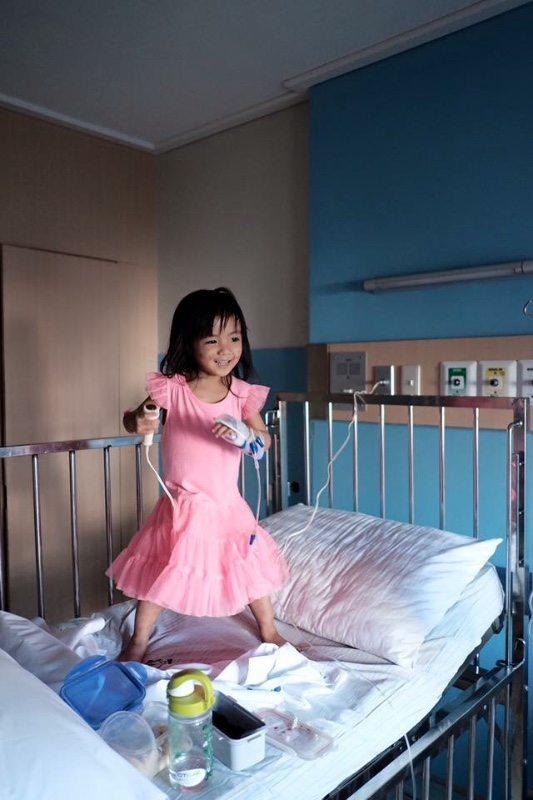 kid caitie soleil san lucas leukemia 3 yr old