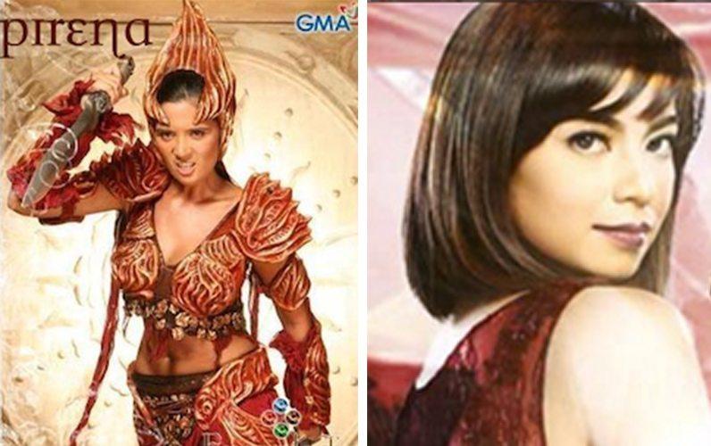 Encantadia 2016 Reveal GMA Sanggre Sang're 24 Oras PIRENA Glaiza De Castro Sunshine Dizon