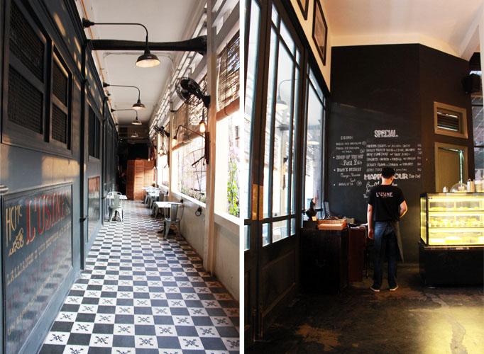 lu'sine interiors cafe vietnam