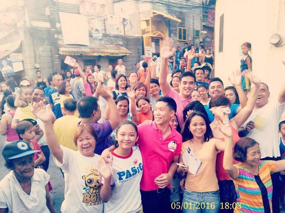 vico sotto elected as city councilor of pasig pambansang merienda