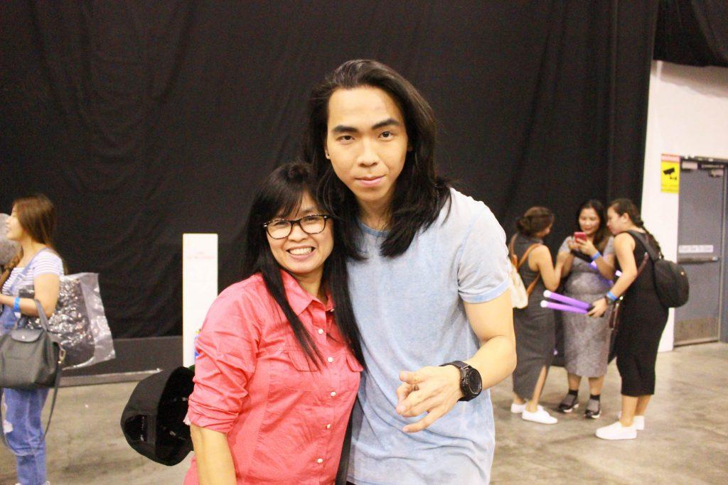 GForce Stallion Ishii at JaDine in Love Singapore (1 of 1)